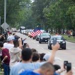 Texas says goodbye to former first lady Barbara Bush