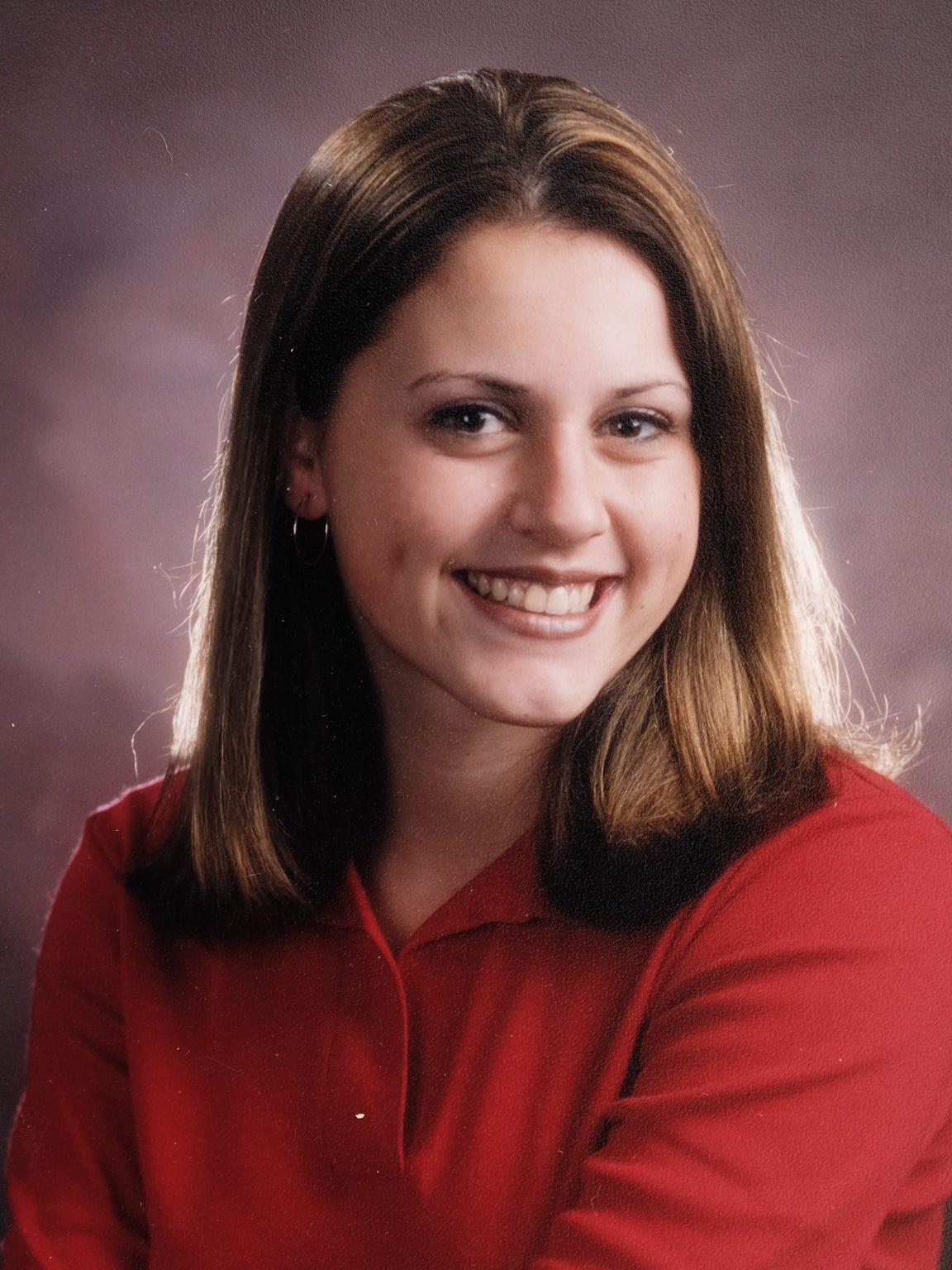 Jody Mosher in 2003.