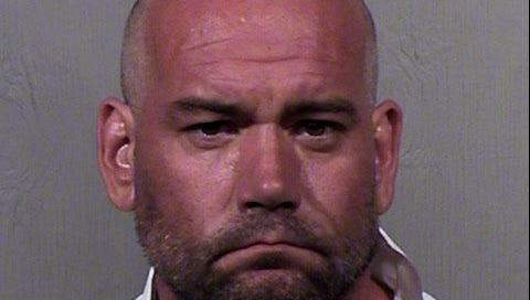 Cory Robert Chandler was arrested on suspicion of killing his 69-year-old father in law, according to Maricopa County Sheriff's Office.