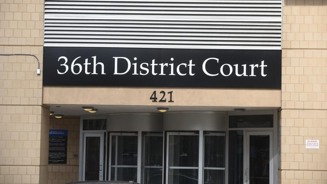 36th District Court.