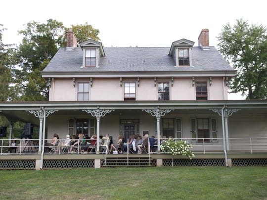 Enjoy a tour of historic Paulsdale, the childhood home of Alice Stokes Paul, who fought for women's right to vote.