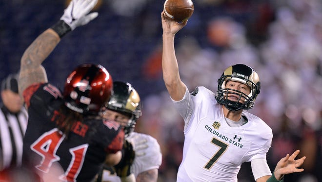 Quarterback Nick Stevens had the fifth-best passer rating of any quarterback in the country this season and will likely be the Rams' starter again in 2017, coach Mike Bobo said Friday.