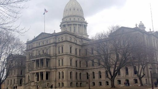 Michigan's new medical marijuana licensing board holds its first meeting in Lansing today.
