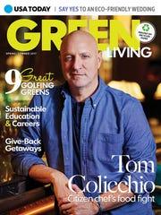 2017 Green Living magazine