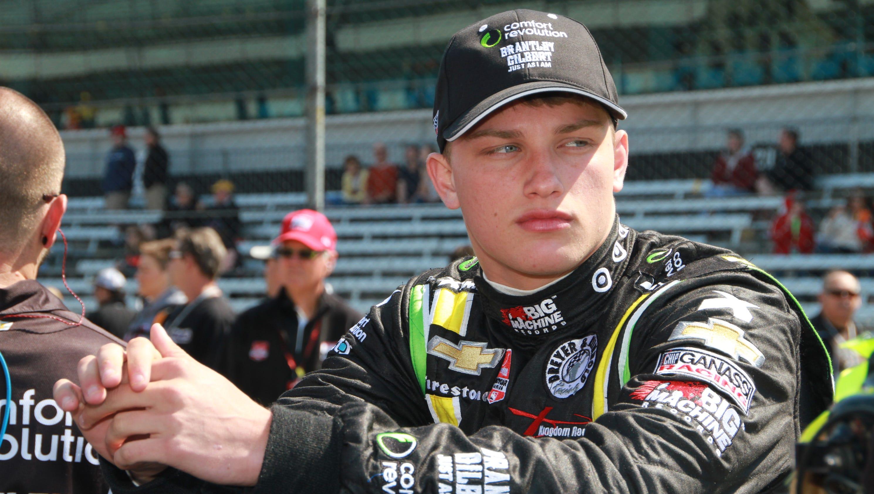 Dreyer And Reinbold >> Sage Karam's Indy 500 ride with Dreyer & Reinbold Kingdom Racing