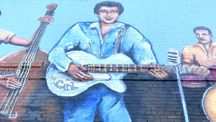 Carl Perkins cared more about others, less about fame
