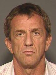 Martin McDermott of Kilo Sports in a Maricopa County Sheriff's Office mug shot.