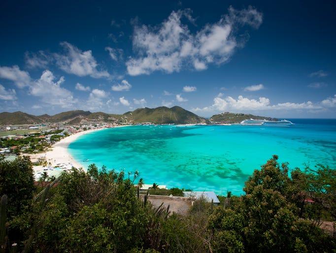 How Many Islands In St Martin Sint Maarten
