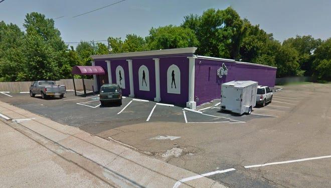 Eclipse Gentlemen's Club in Jackson, Miss.