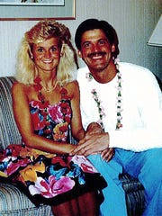 Steven and Kari Kleinsmith, who met and married in 1989.