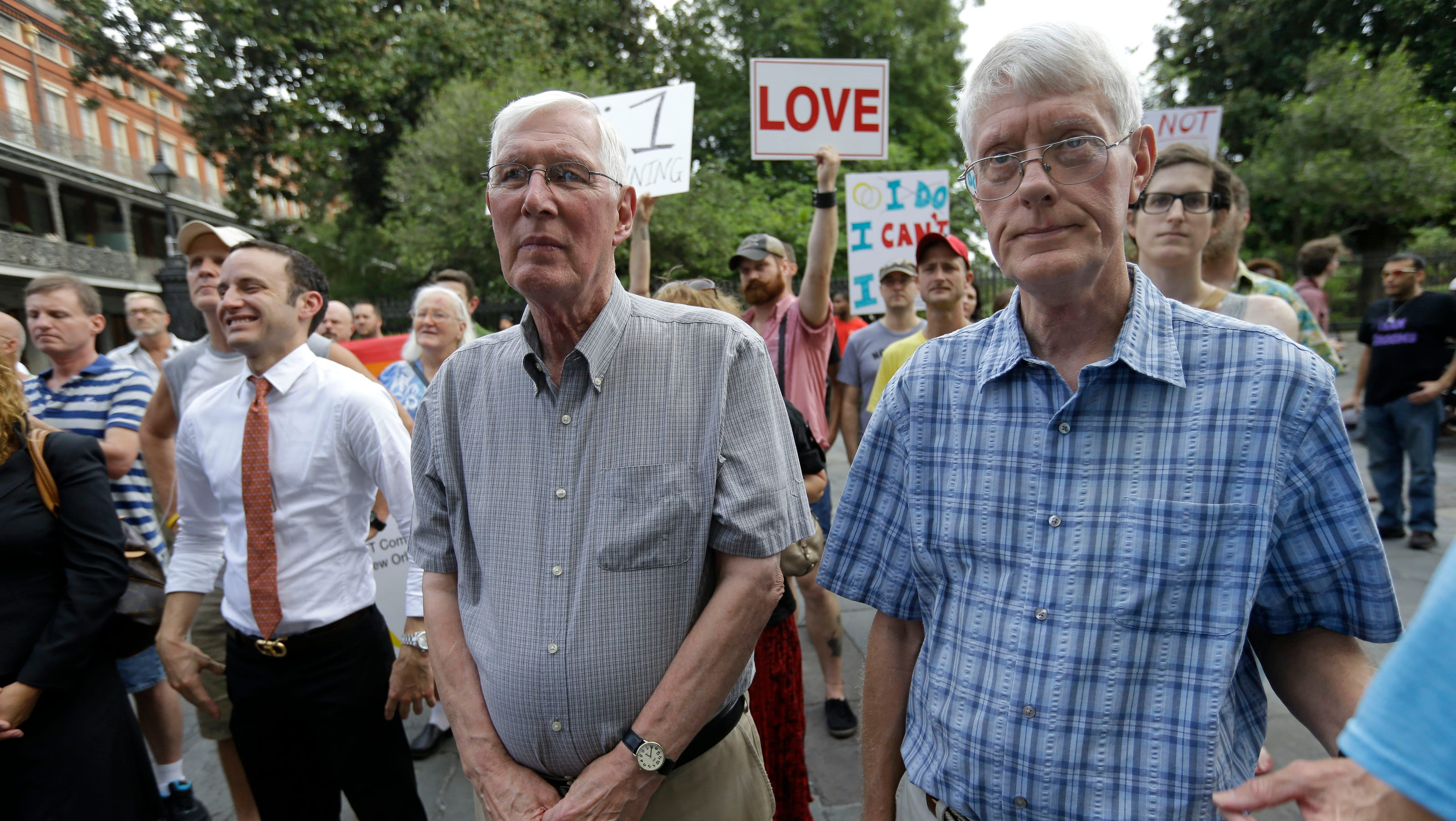 Constitutional Ban Gay Marriage 64