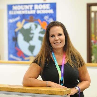 Gomm, Mt. Rose nominated for national award recognizing exemplary schools