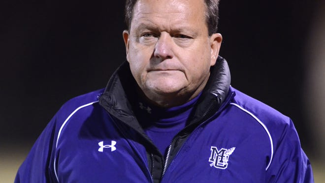 Former Marion County coach Mac McCurry has been named the new Franklin County football coach.