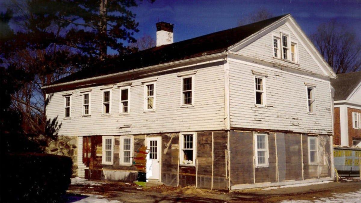Harriet Beecher Stowe S Childhood Home For Sale On Ebay