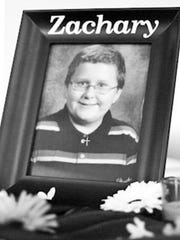 Zachary Allen Williams was 12 years old May 22, 2011,