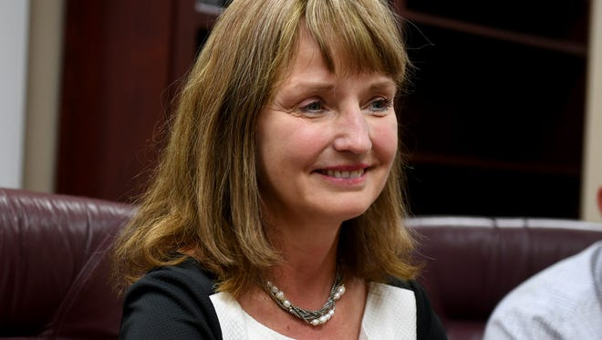 Tennessee House Speaker Beth Harwell stopped by The Jackson Sun to talk about her campaign for governor of Tennessee. Harwell talked about issues from education to jobs.