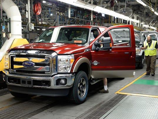 FordSuperDutyKentuckyTruck