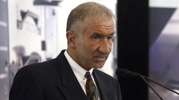 Former SUNY Polytechnic Institute president Alain Kaloyeros.