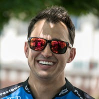 Detroit Grand Prix: Graham Rahal, swept in '17, starts strong in '18