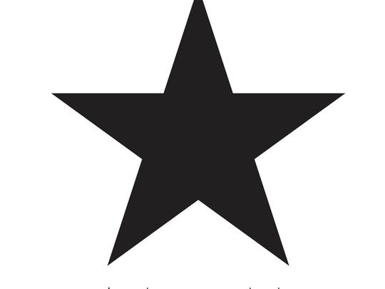 The title of David Bowie's new album is 'Blackstar,'