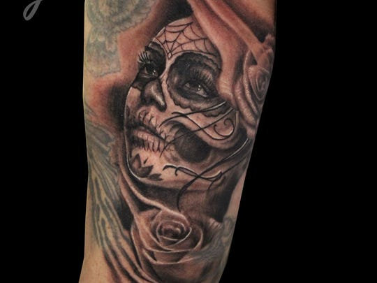 Tattoo by Jonathon Anderson