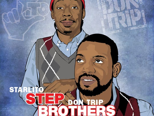 Tennessee rappers Don Trip and Starlito serve up another