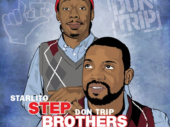"""Tennessee rappers Don Trip and Starlito serve up another winner with """"Step Brothers Three."""""""