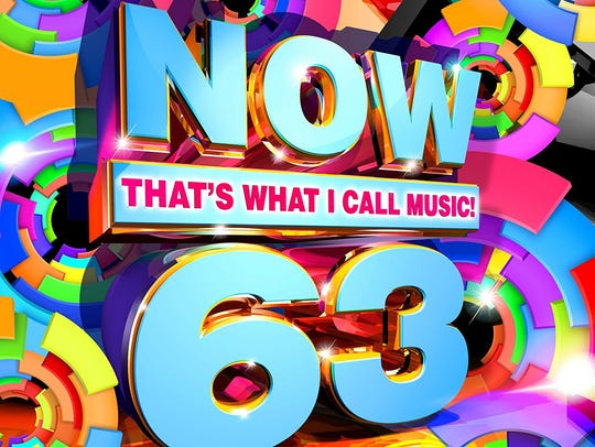 Now 63, Various Artists
