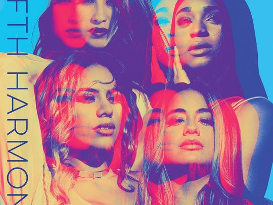 The cover of Fifth Harmony's new album.