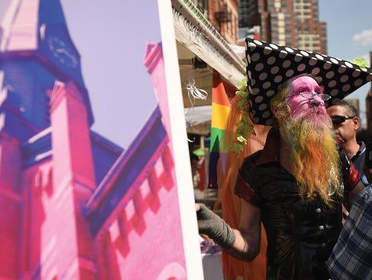 01-Jersey City LGBT Pride Festival