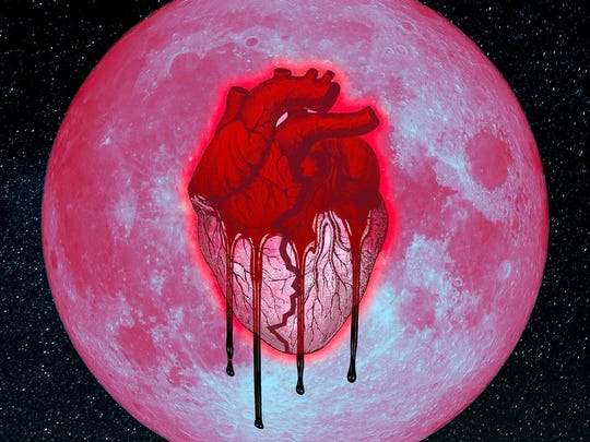 Heartbreak on a Full Moon — Chris Brown