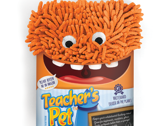 These 45 toys and products have earned the NAPPA seal of approval in 2017. Pictured is Teacher's Pet.