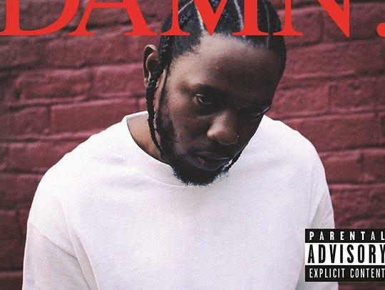 DAMN. — Kendrick Lamar