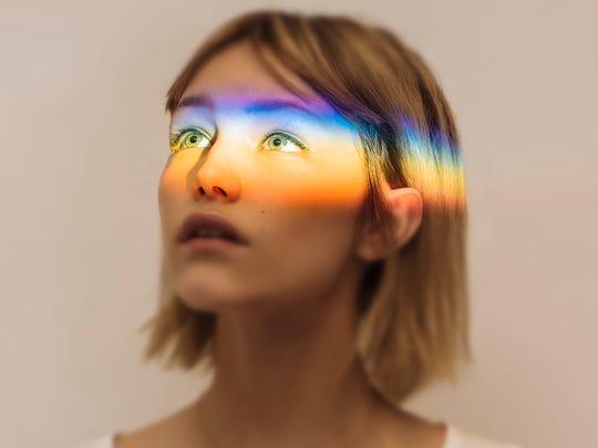 Here's cover art for Grace VanderWaal's song releasing