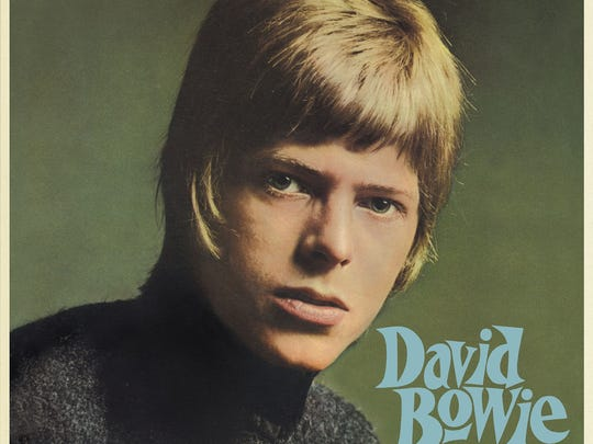 """""""David Bowie"""" by David Bowie is an exclusive Record Store Day 2018 vinyl that will be released on Saturday, April 21, 2018."""