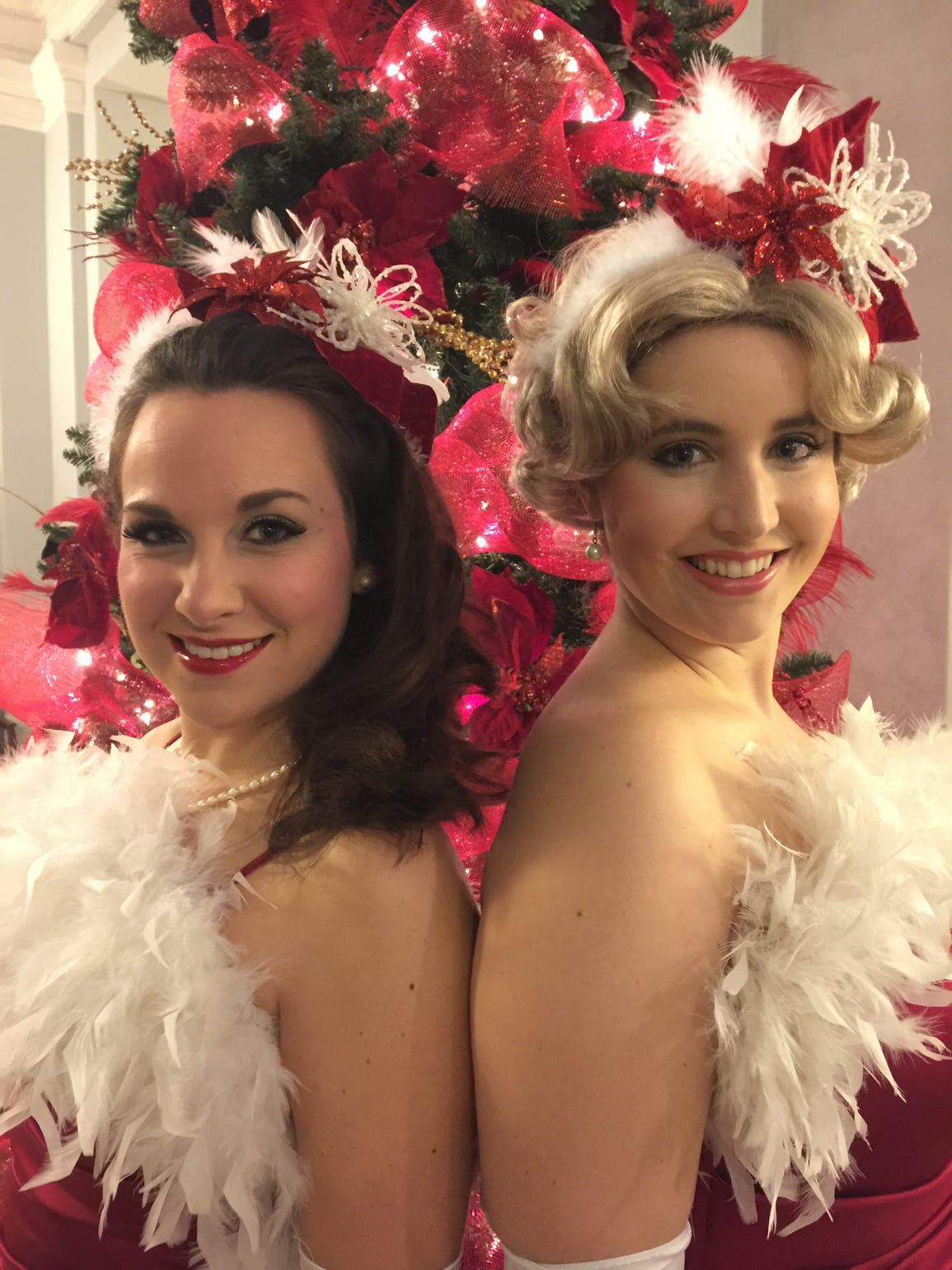 'White Christmas' will take stage this weekend at Center