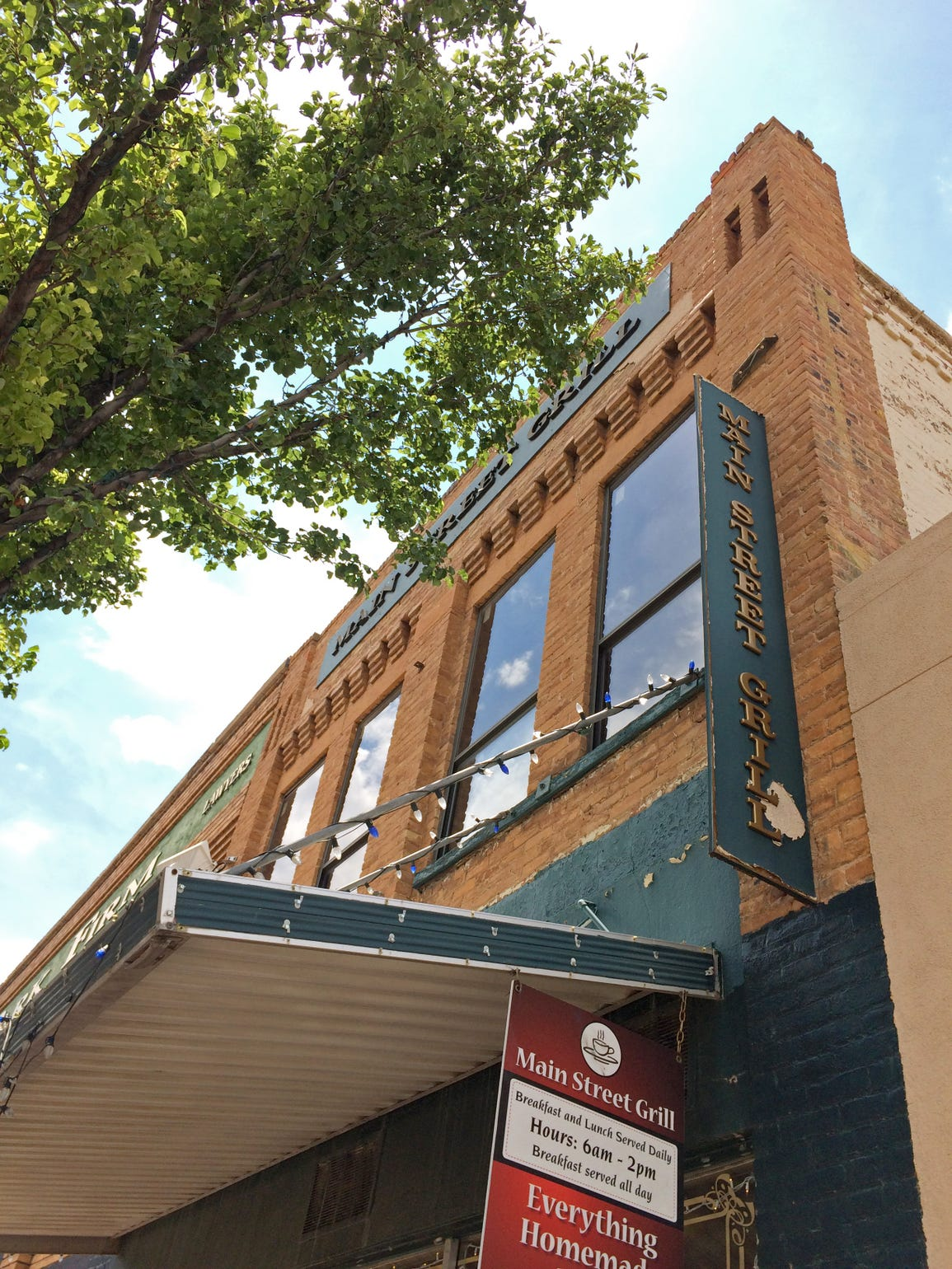 Main Street Grill has been a fixture of downtown Cedar