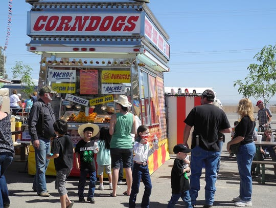 The Pinal County Fair features fun fair food, vendors, a carnival, exhibits, entertainment, junior livestock, 4-H corner and more.
