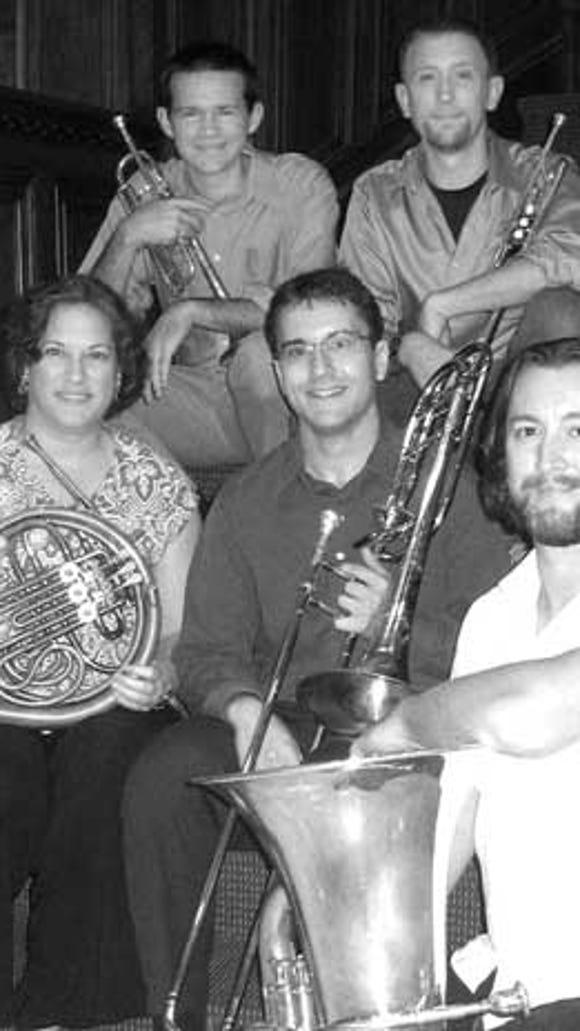 Plymouth Brass Quintet