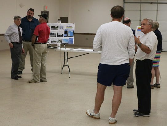 Ottawa County hosted a public meeting Wednesday to