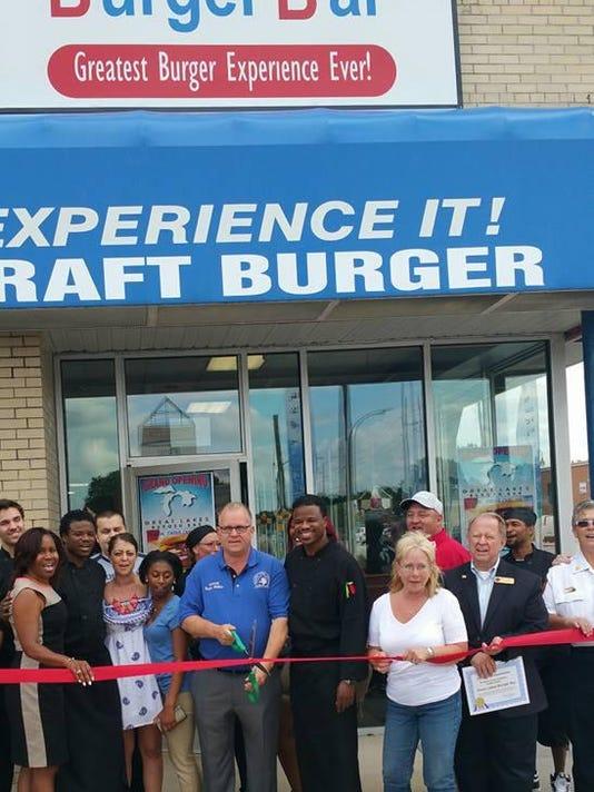 Great Lakes Burger Bar Grand Opening