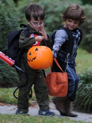 Trick-or-Treat will be from 4-6 p.m. Monday in Hattiesburg.
