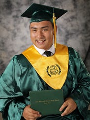 The 2018 Bank of Guam Ifit Scholarship winner received