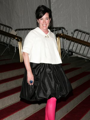 The sister of designer Kate Spade says she battled mental illness for years before committing suicide. Her body was found Tuesday.