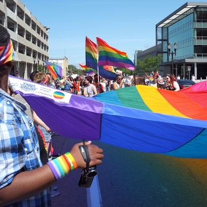 The annual Michigan Pride Festival and rally are set for Saturday in Lansing.
