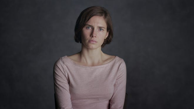 Amanda Knox is the subject of a new Netflix documentary.