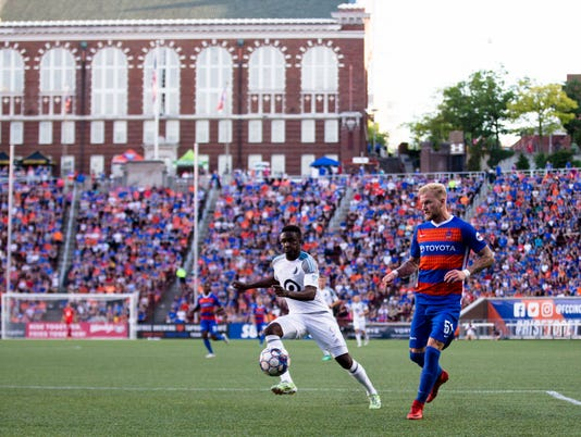 FC Cincinnati vs. Minnesota United Match