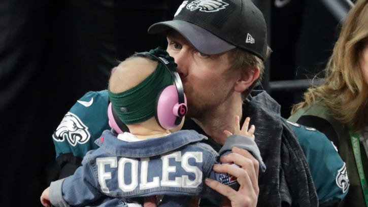 Brady was incredible but Foles was better