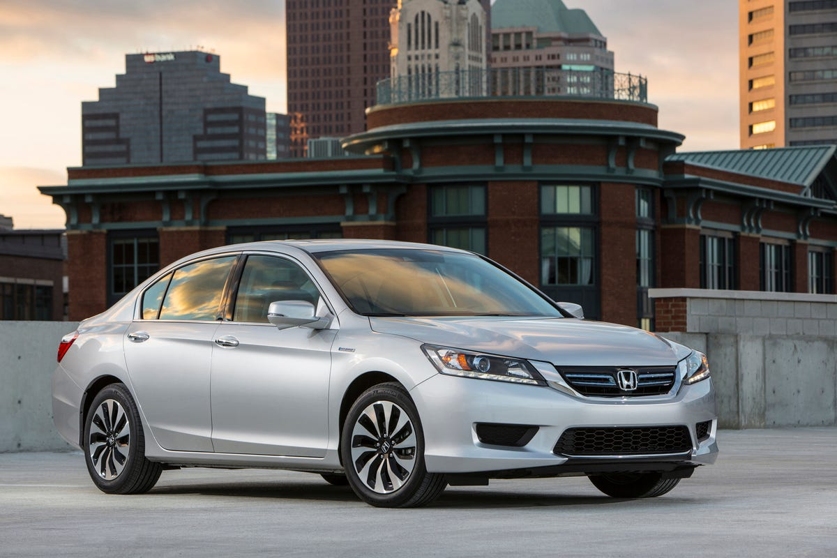 2014_Accord_Hybrid_EX_L_004. Built In Marysville, Ohio, The 2014 Honda  Accord ...