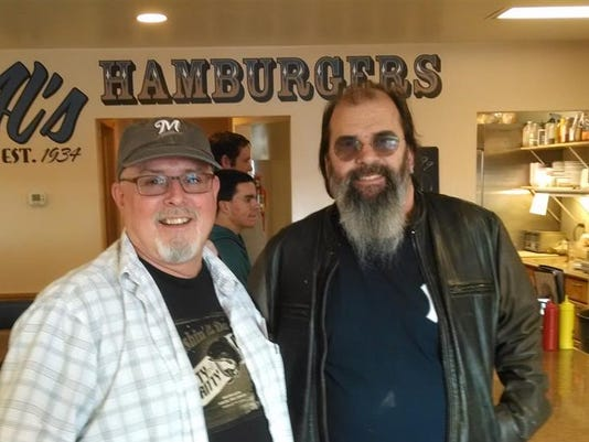 Steve Earle at Al's